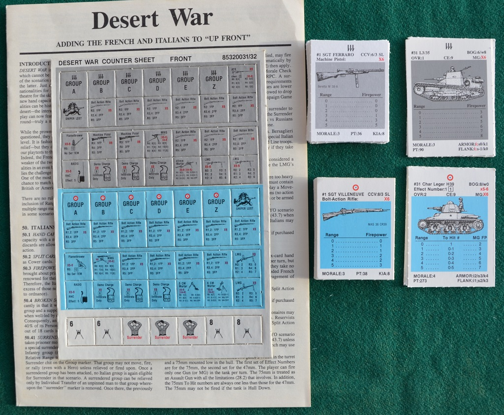 Desert War.