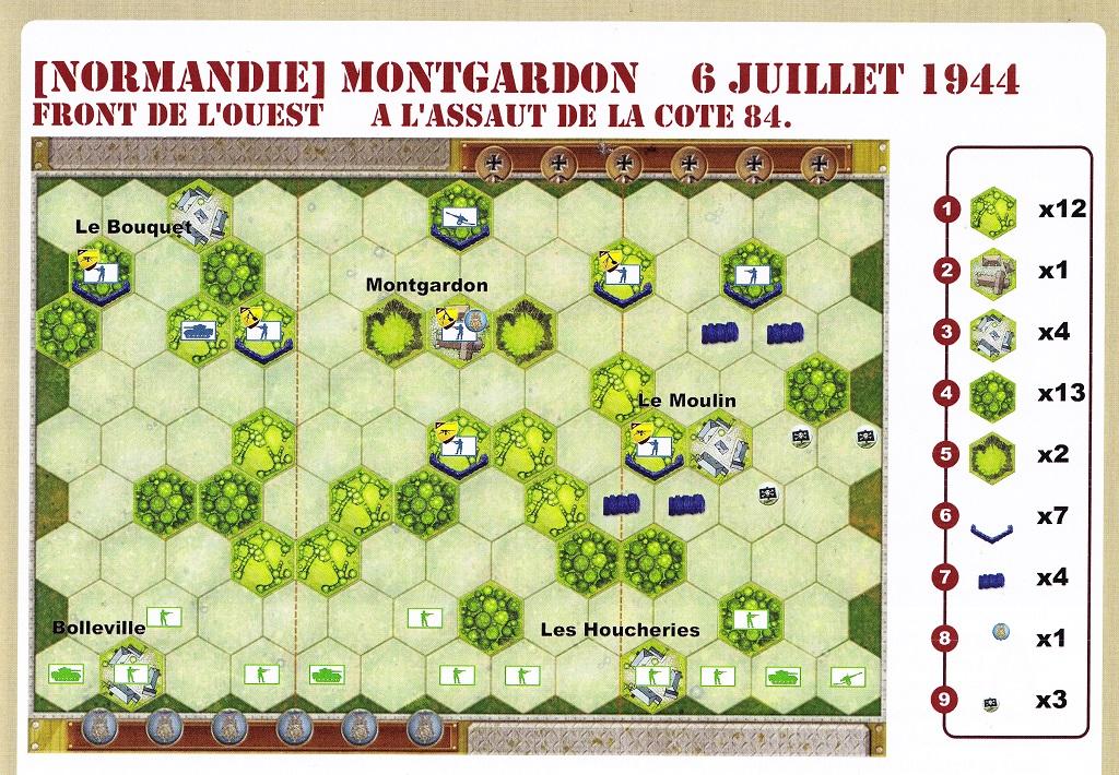 Scenario Mémoire '44.