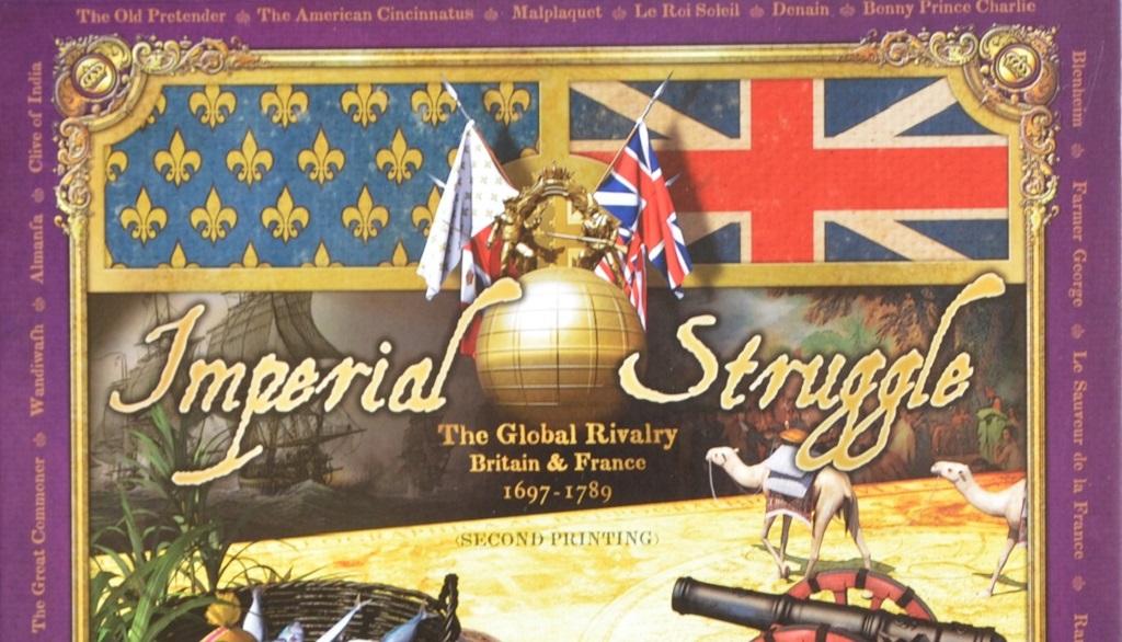Prime impressioni: Imperial Struggle