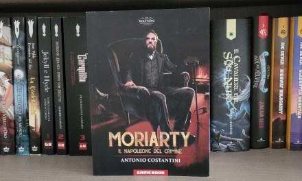 Moriarty Librogame