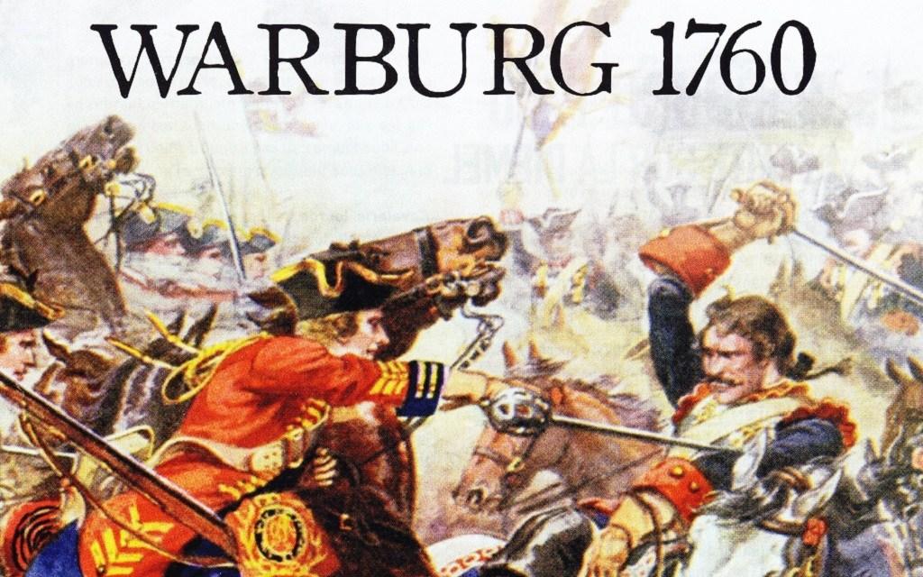 Prime impressioni: WARBURG 1760