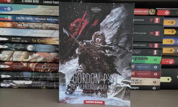 Gordon Pym Librogame