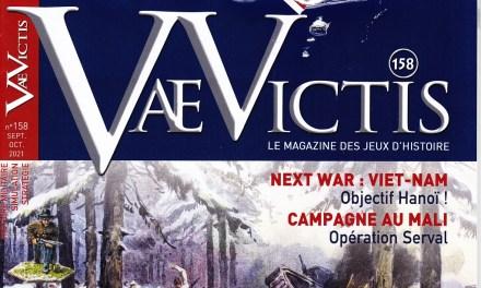 Riviste Wargames: VAE VICTIS n° 158