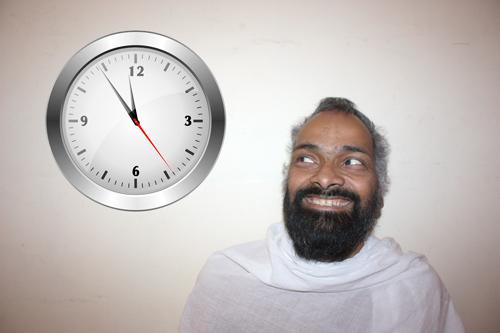 Kann man die Bewusstseinsebene einer Person an der Länge seiner Meditationen messen? – 4 Apr 13