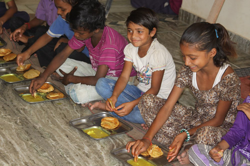 Three Meals a Day – Is that really Luxury for Children? – 11 Jun 13