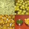 Mangodi - Recipe for Moong Bean Pakodi - 7 Dec 13