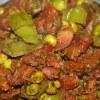 Gajar Matar Shimla Mirch - Carrots and Peas with Bell Peppers - 25 Jan 14