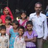 Another Family with six Daughters and one Son - Our School Children - 19 Sep 14