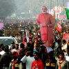 Replace your Guru with a Politician - human Worship in India - 16 Feb 15