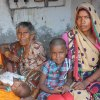 Five Rooms for 22 Family Members - Our School Children - 11 Sep 15