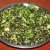 Mehti Paneer - Recipe for Fenugreek with fresh Indian Cheese - 21 Nov 15