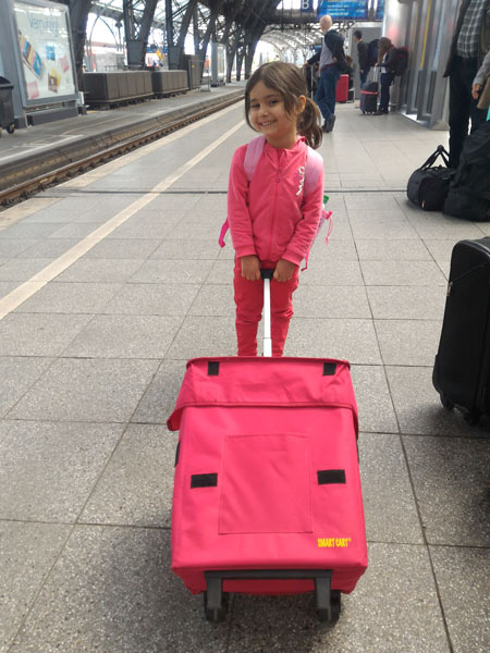 Going back to India after a short Tour of Germany – 18 May 16
