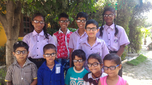 Glasses for our Children! – 20 Sep 16