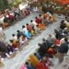 Christmas Celebration at the Ashram in India - 25 Dec 08