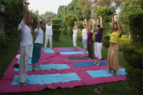 Ayurveda Yoga Retreat in Indien – 15 Okt 09