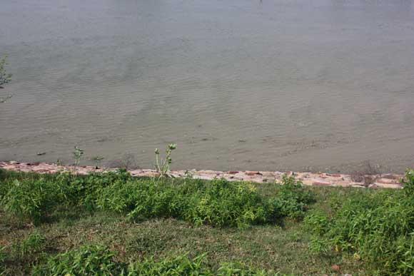 Verschmutztes Wasser der Yamuna nicht mehr aufbereitbar – 5 Feb 11