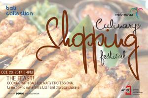 culinary and shopping festival