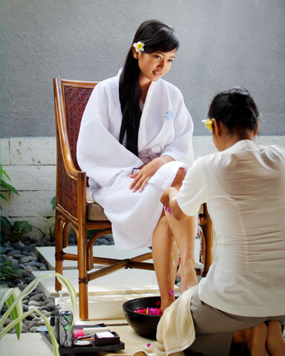 massages de bali