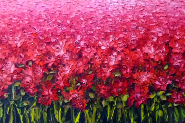 peinture-bali-bunga