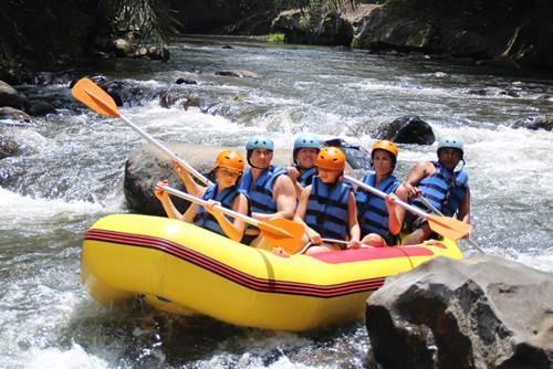 Bali Activities Tour