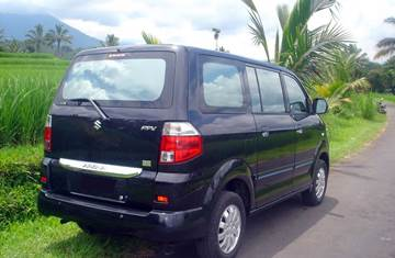 Bali Car Carter With Driver - APV