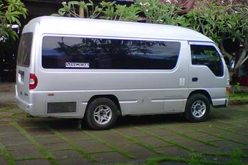 Bali Car Charter With Driver - Isuzu Elf - Link to Page 260217