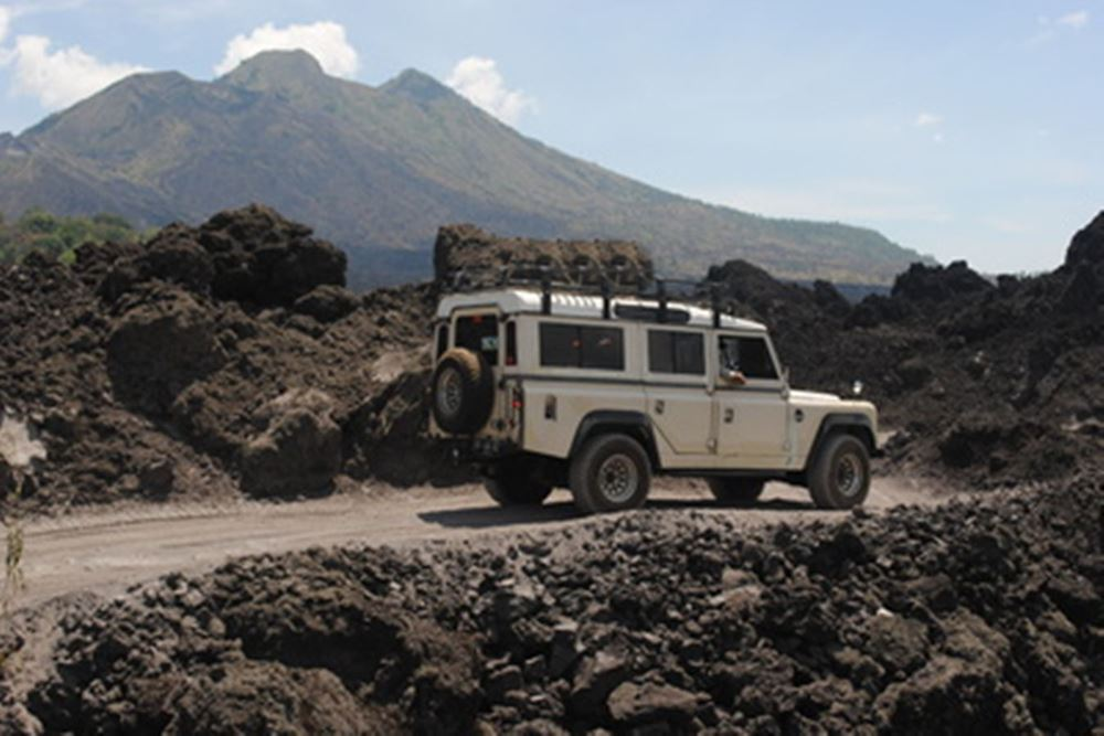 Bali Car Charter With Driver - Land Rover - Gallery 02260217