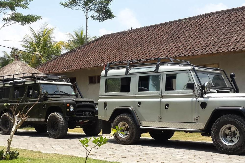 Bali Car Charter With Driver - Land Rover - Gallery 03260217