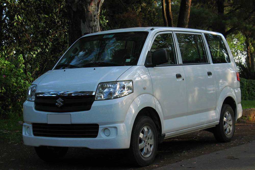 Bali Car Charter With Driver - Suzuki APV -Gallery 01260217