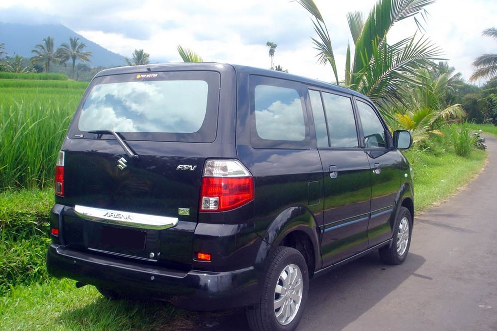 Bali Car Charter With Driver - Suzuki APV -Gallery 05260217
