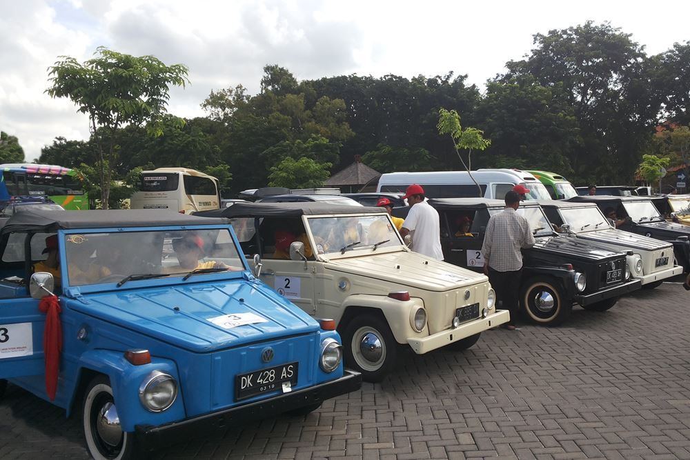 Bali Car Charter With Driver - VW Safari - Gallery 06260217