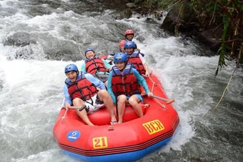 Bali White Water Rafting Tours Telaga Waja River - Link to Page 02010217