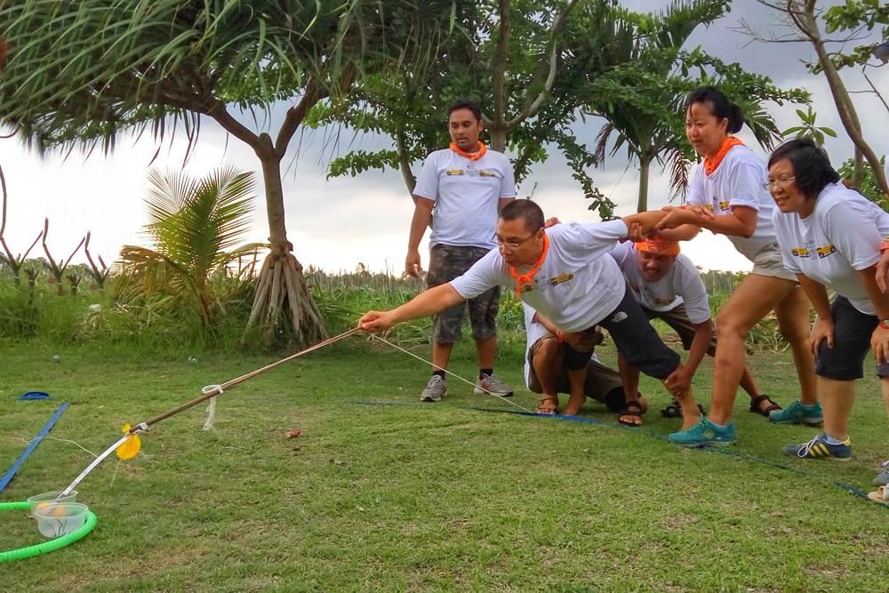 Bali Corporate Team Building Activities Penglipuran Camp -Gallery 06280117