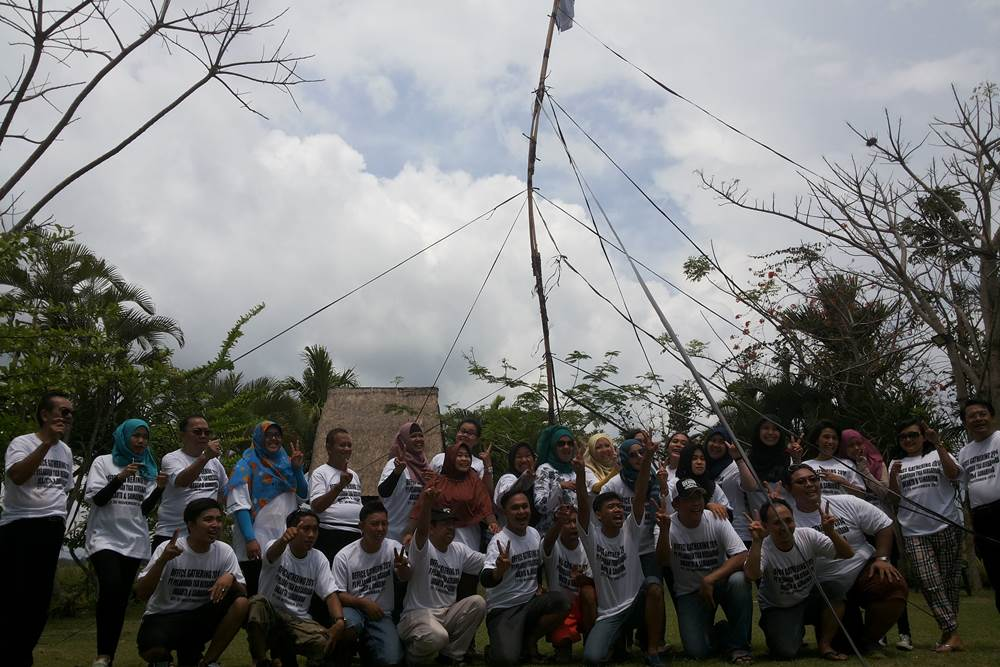 Bali Corporate Team Building Activities Ubud Camp - Gallery 02270117