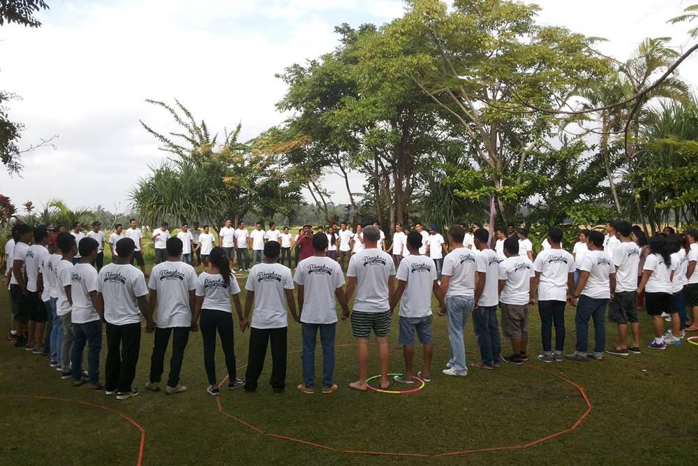 Bali Corporate Team Building Activities Ubud Camp - Gallery 06270117