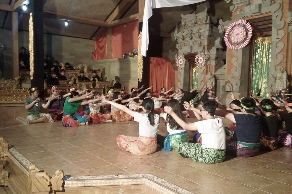 Bali Students Team Building Activities Penglipuran Camp - Gallery 03290117