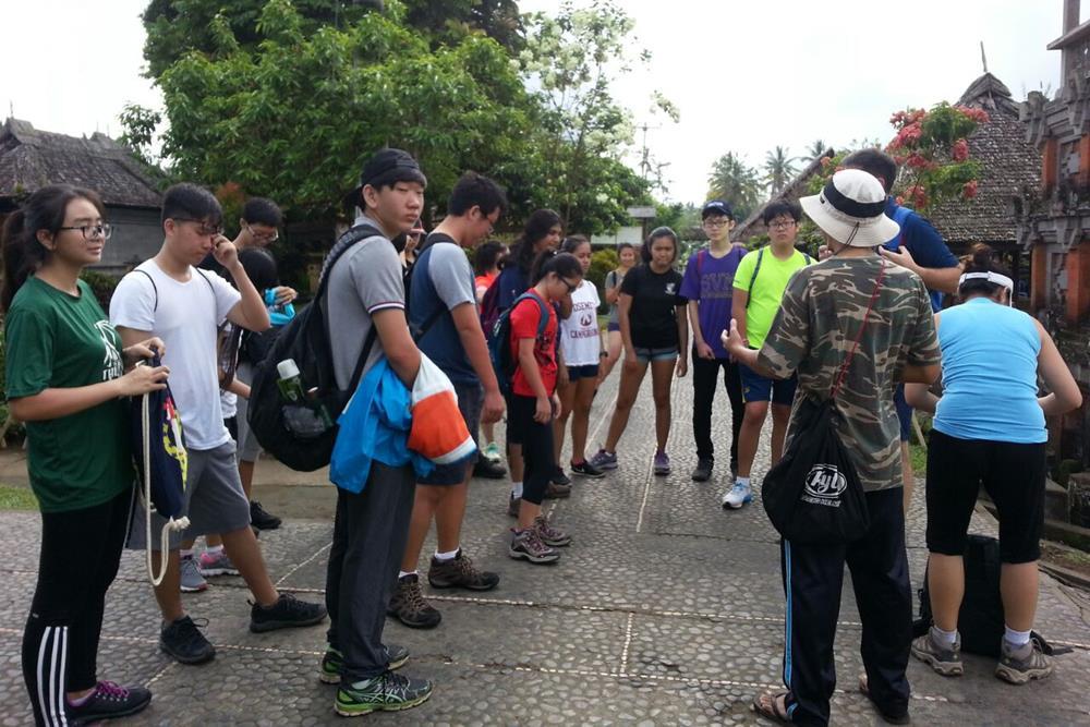Bali Students Team Building Activities Ubud Camp - Galerry 03270117