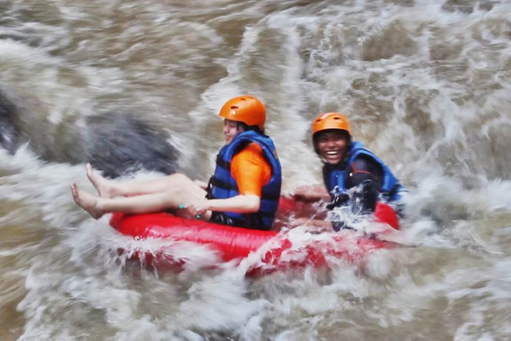 Bali Ayung River Tubing Adventure Tour - Gallery Image 04230217