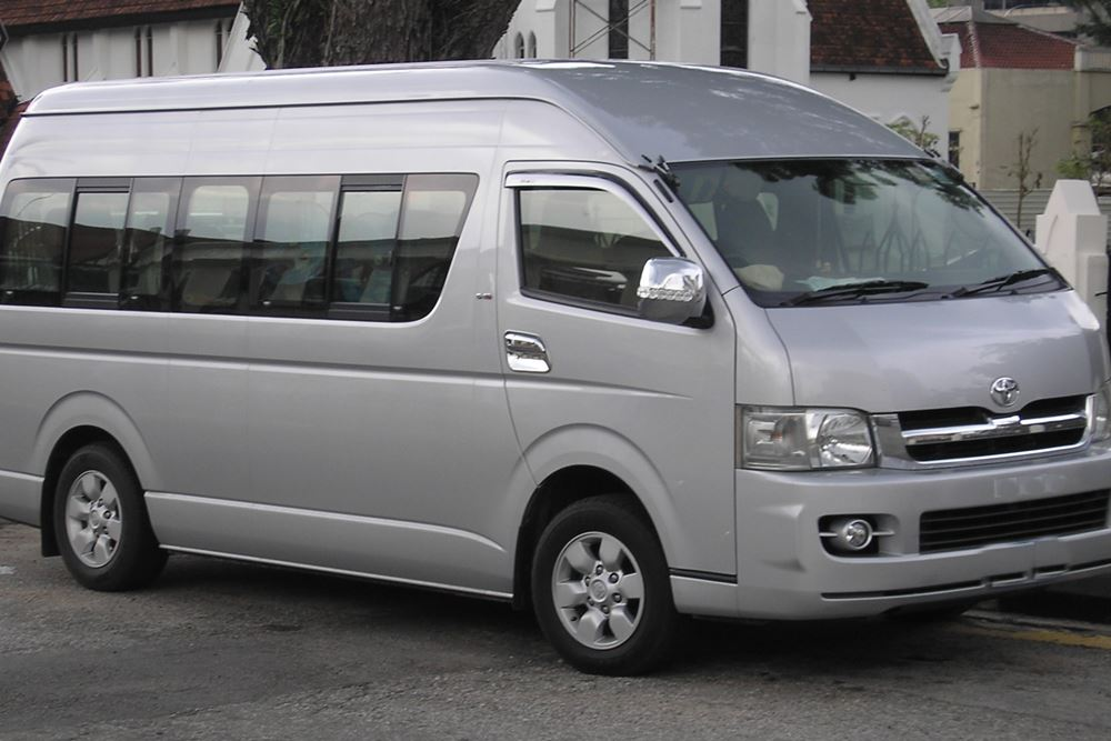 Bali Car Charter With Driver -Toyota Hiace - Gallery 02260217