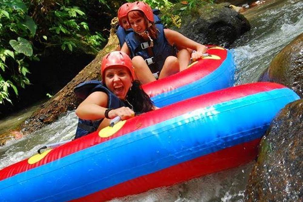 Bali Pakerisan Tubing Adventure Tour - Gallery 10260217