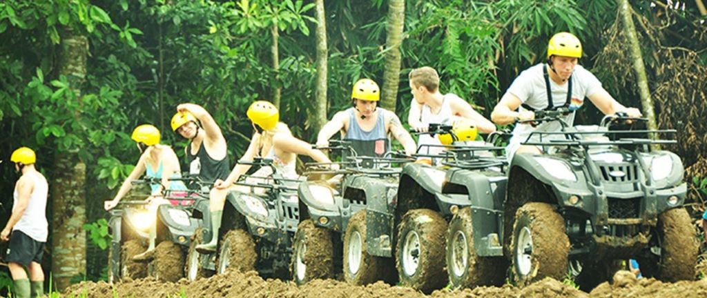 Bali Pertiwi ATV Ride & Quad Adventure Tours - Header 100217