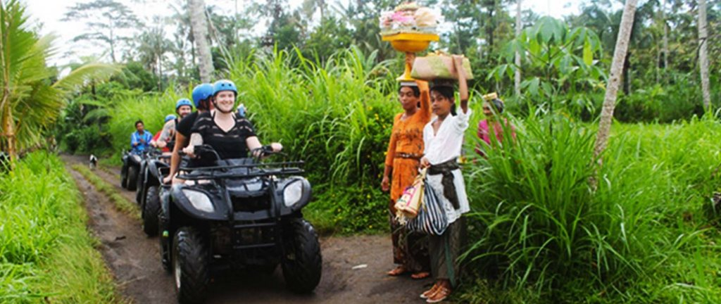 Bali Taro ATV Ride Adventure Tours - Header Image 100217