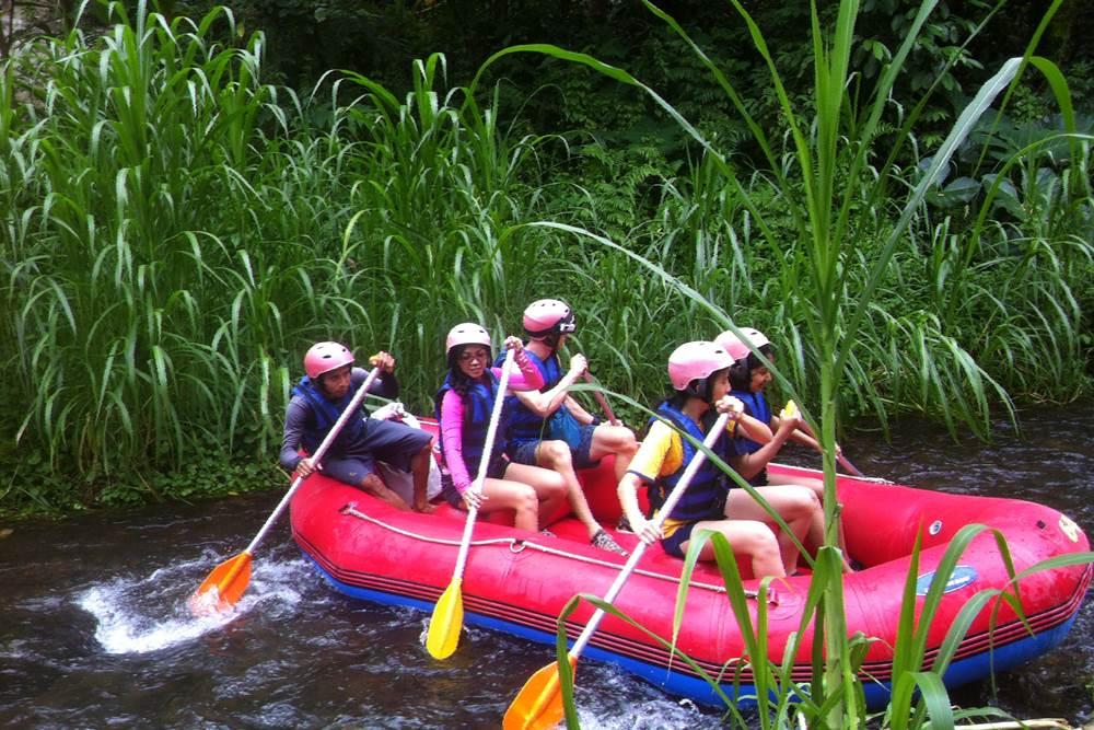Bali White Water Rafting Tours Telaga Waja River - Gallery 03010217