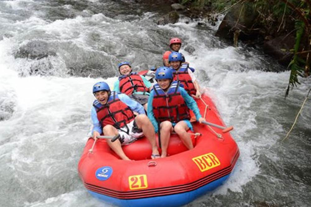 Bali White Water Rafting Tours Telaga Waja River - Gallery 04010217