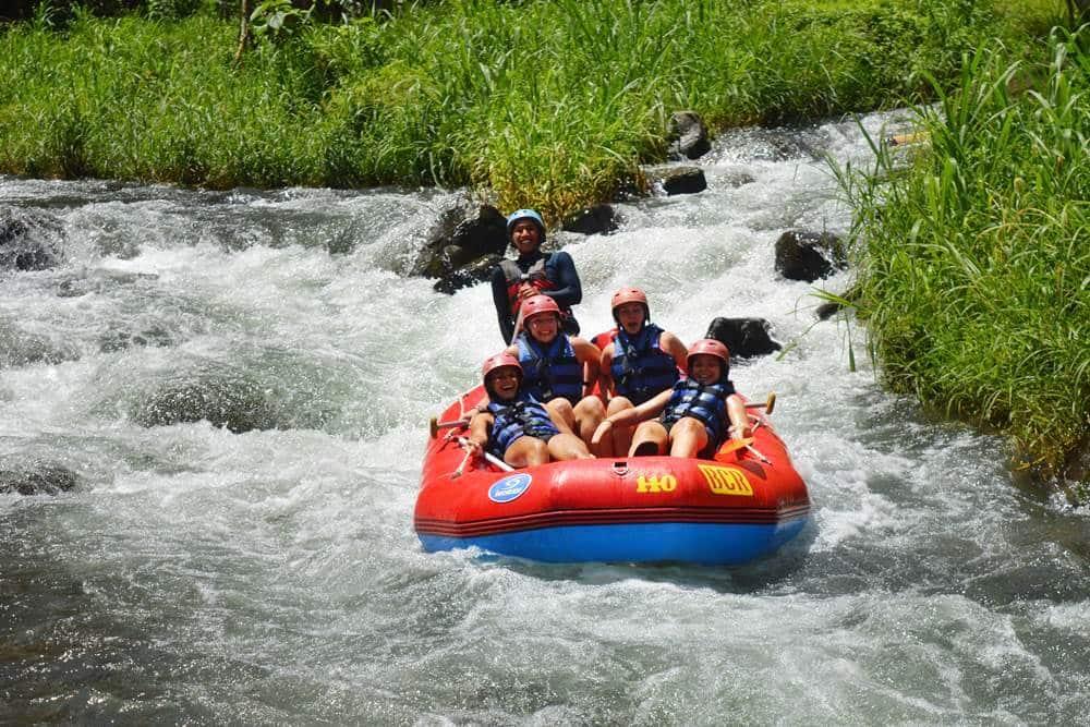Bali White Water Rafting Tours Telaga Waja River - Gallery 07010217