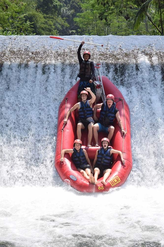 Bali White Water Rafting Tours Telaga Waja River - Gallery 11010217