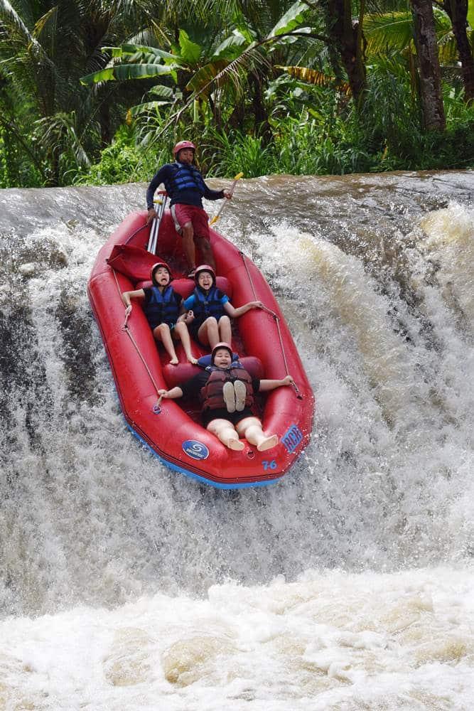 Bali White Water Rafting Tours Telaga Waja River - Gallery 12010217