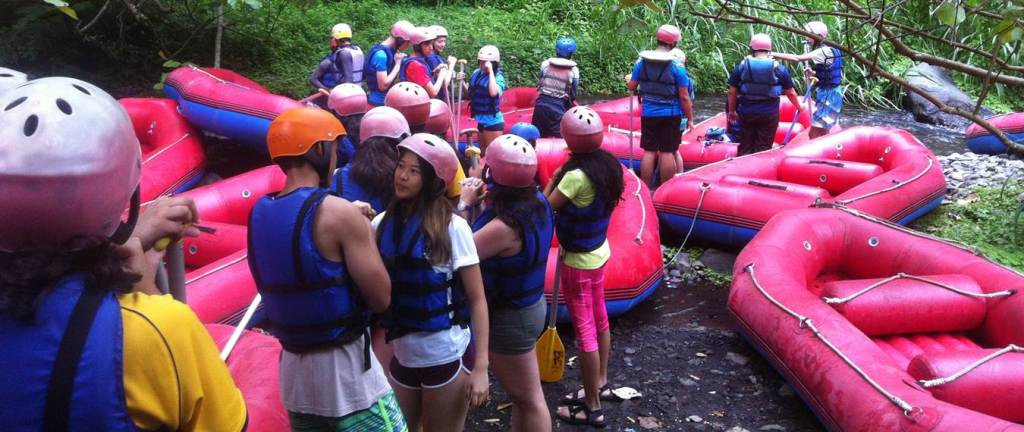 Bali White Water Rafting Tours Telaga Waja River - Header Image 01010217
