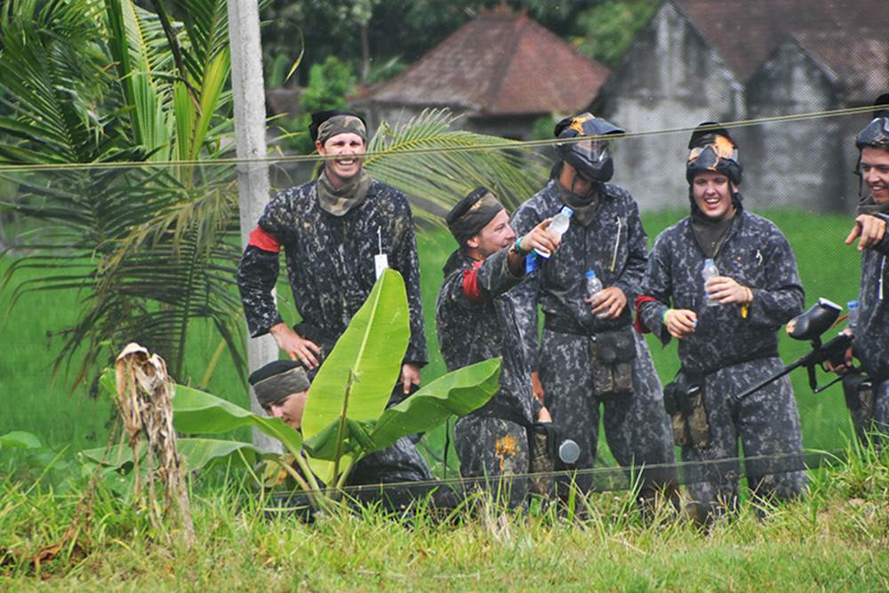 Bali Pertiwi Paintball Adventure Tour - Gallery 06050317