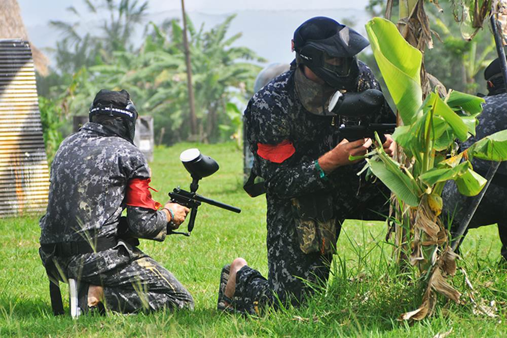 Bali Pertiwi Paintball Adventure Tour - Gallery 08050317